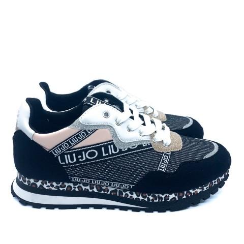 Sneakers donna nere Liu-jo