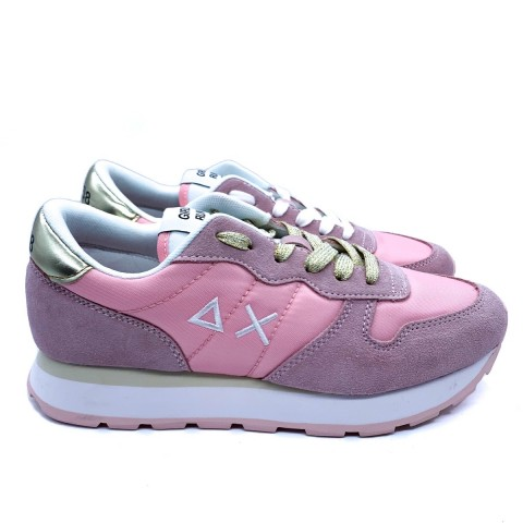 Sneaker donna rosa SUN 68