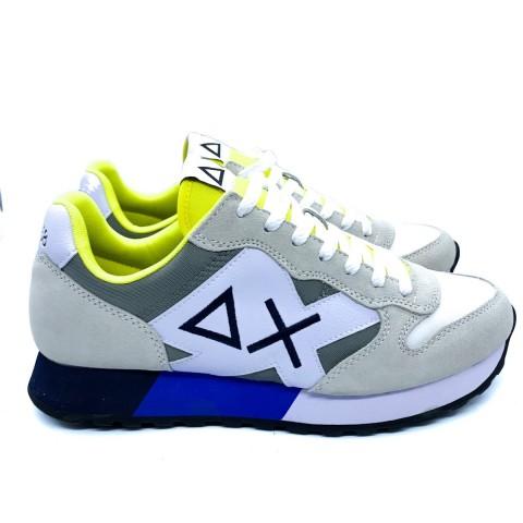 Sneaker bambino grigia SUN 68