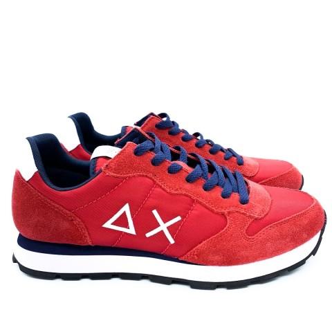 Sneaker uomo rossa SUN 68