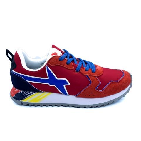 Sneaker unisex rossa W6YZ