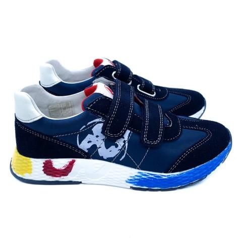 Sneaker blu bambino Naturino
