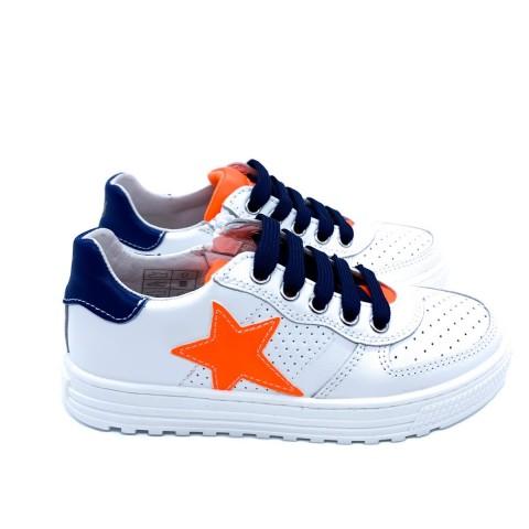 Sneaker bambino bianca Naturino