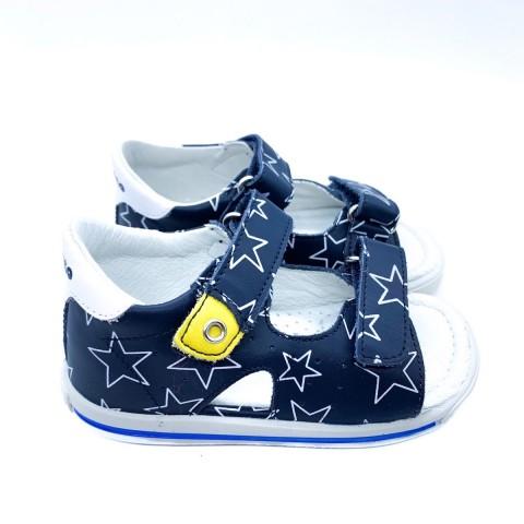 Sandalo blu bambino Falcotto