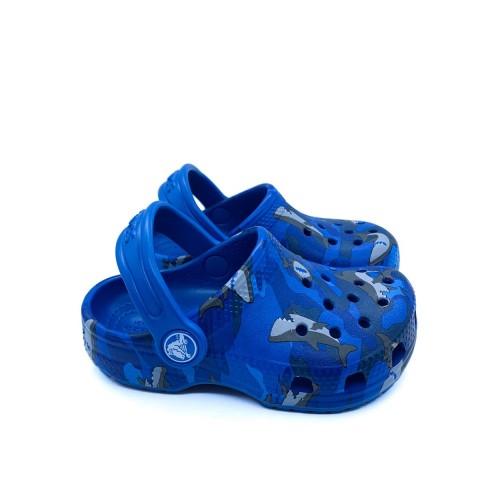 Crocs bambino classic shark