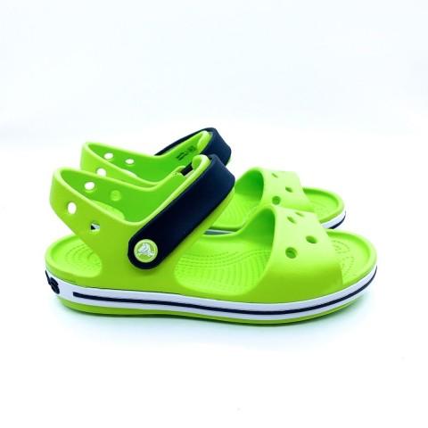 Crocs bambino verde sandalo