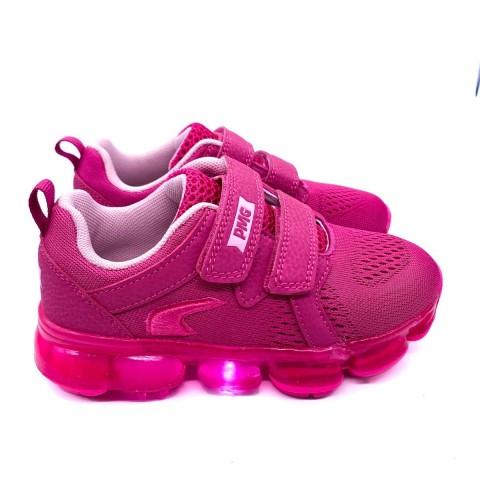 Sneaker fuxia bambina Primigi