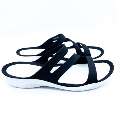 Crocs donna sandalo nero