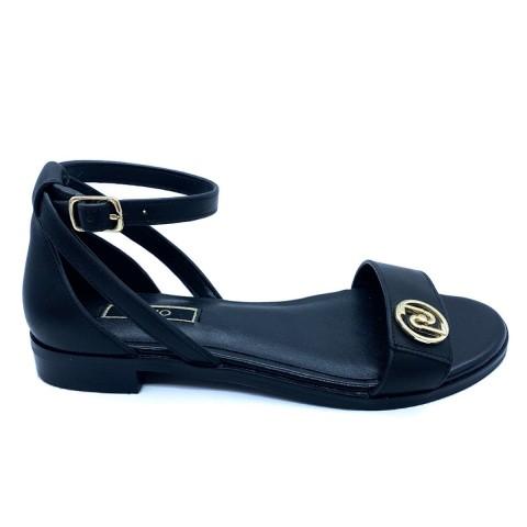 Sandali neri donna Liu-jo