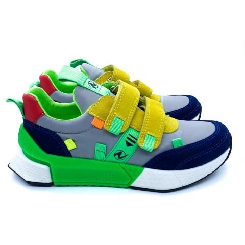Sneaker bambino Naturino multicolor