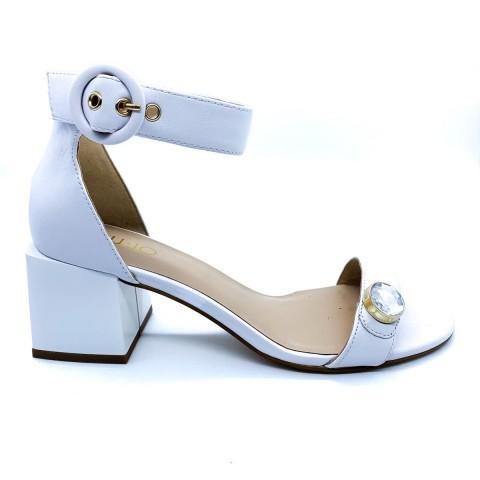 Sandalo bianco donna Liu-jo