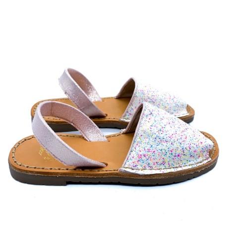 Sandalo bimba rosa COLORS OF CALIFORNIA