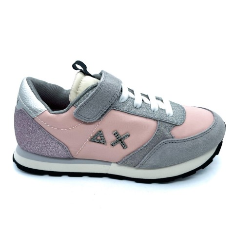 Sneaker rosa bambina SUN 68
