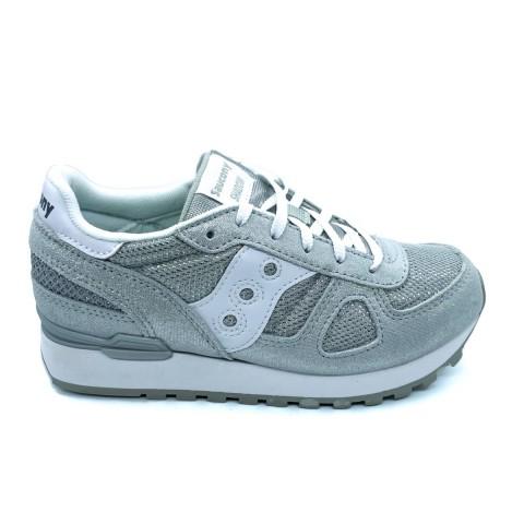 Sneaker argento bambina Saucony O' shadow